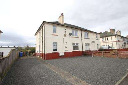 2 Bedrooms Flat for sale in Hayfield, Falkirk