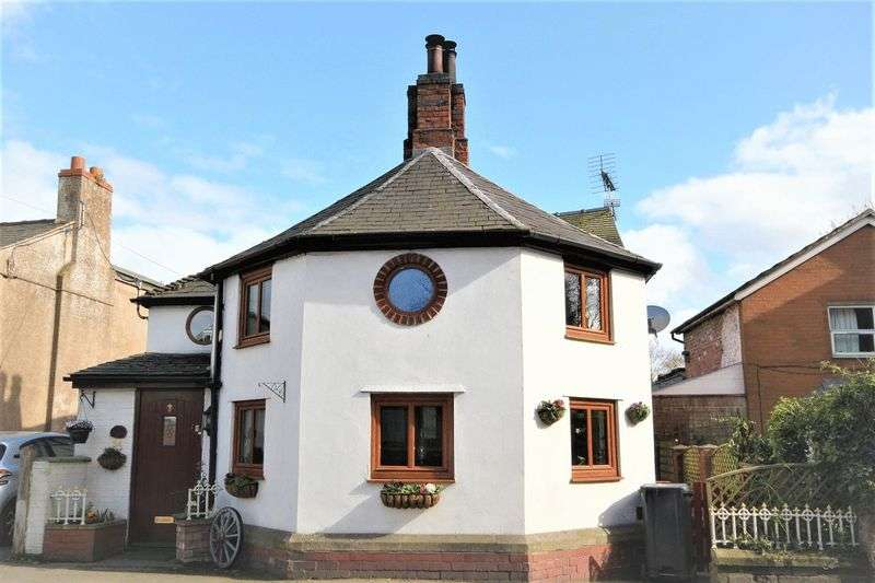3 Bedrooms Detached House for sale in Tilstock, Whitchurch