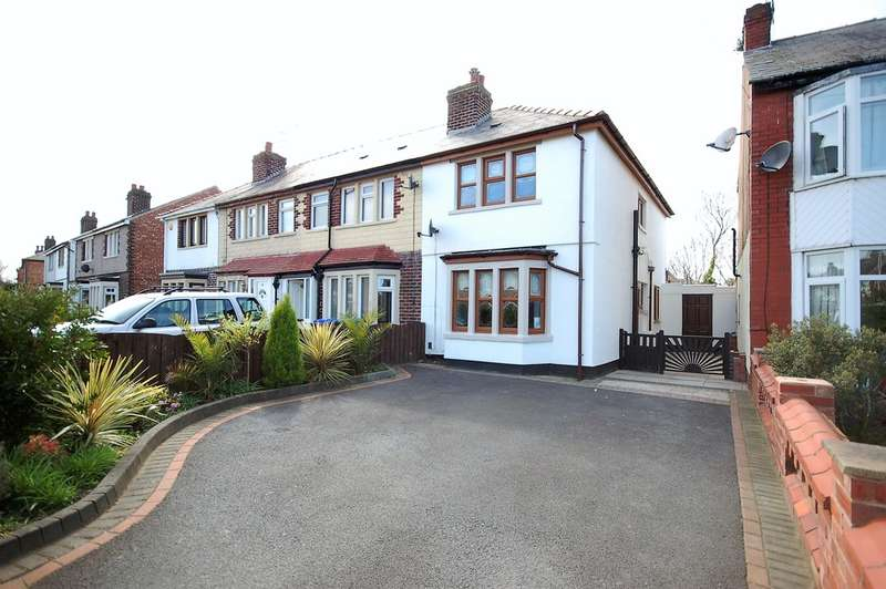 2 Bedrooms End Of Terrace House for sale in Clifton Crescent, Blackpool
