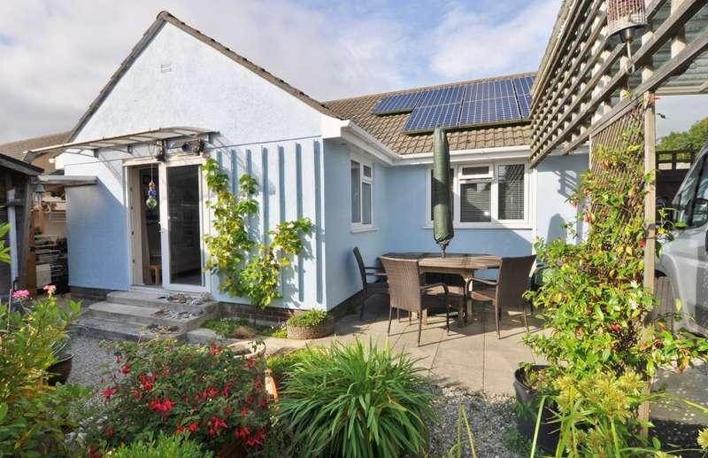 3 Bedrooms Detached Bungalow for sale in Long Park, Modbury, South Devon