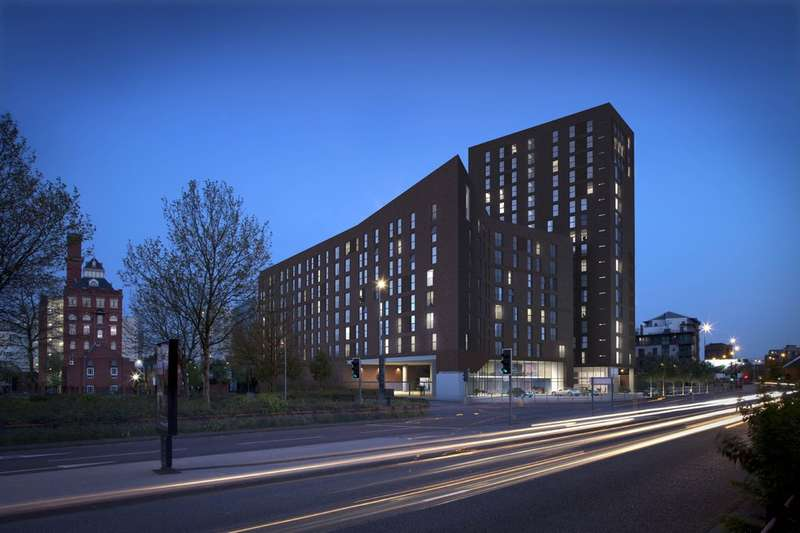 2 Bedrooms Flat for sale in Alto, Sillavan Way, Salford