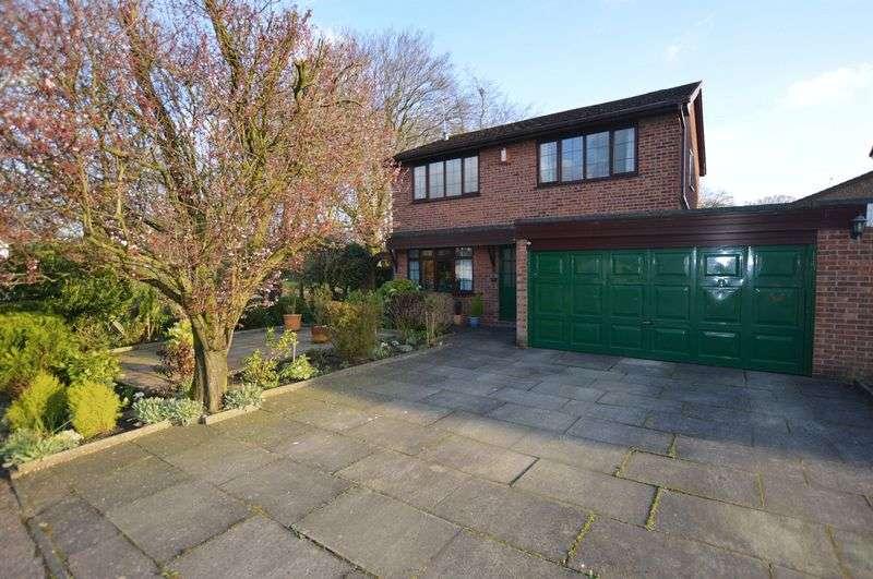 4 Bedrooms Detached House for sale in Hunstanton Drive, Bury