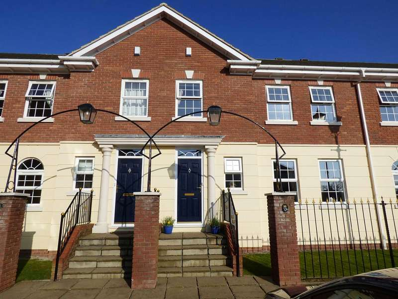 4 Bedrooms Mews House for sale in Wentworth Mews, St Annes