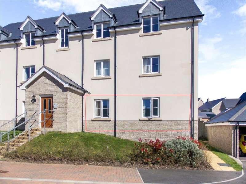2 Bedrooms Flat for sale in Trelowen Drive, Penryn