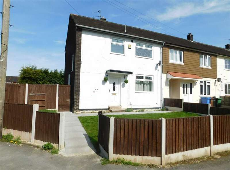 2 Bedrooms Property for sale in Tatton Close, Cheadle, Stockport