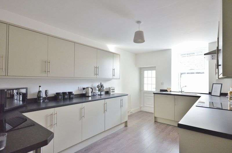2 Bedrooms Semi Detached House for sale in Egremont Road, Whitehaven