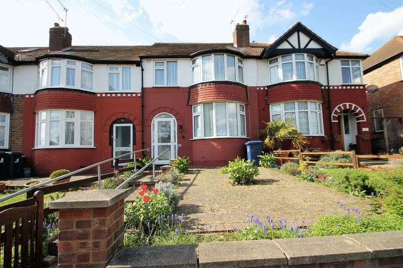 3 Bedrooms Terraced House for sale in The Fairway, Northolt