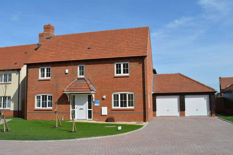 4 Bedrooms Detached House for sale in The Longford, Plot 11, The Portway , East Hendred