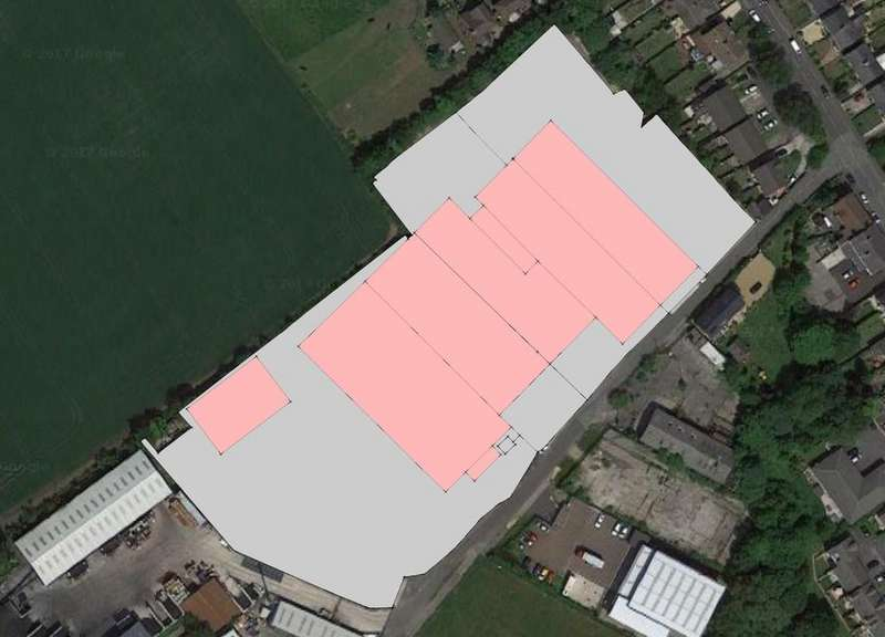 Land Commercial for sale in Lords Fold, Rainford