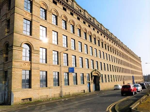 1 Bedroom Flat for sale in Silk Warehouse, Lilycroft Road, Bradford