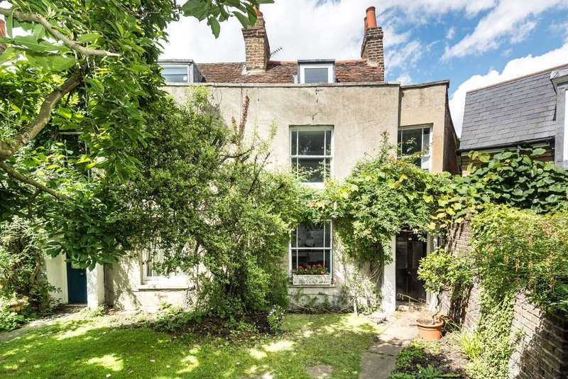 4 Bedrooms Cottage House for sale in Sutton Lane North, Chiswick W4
