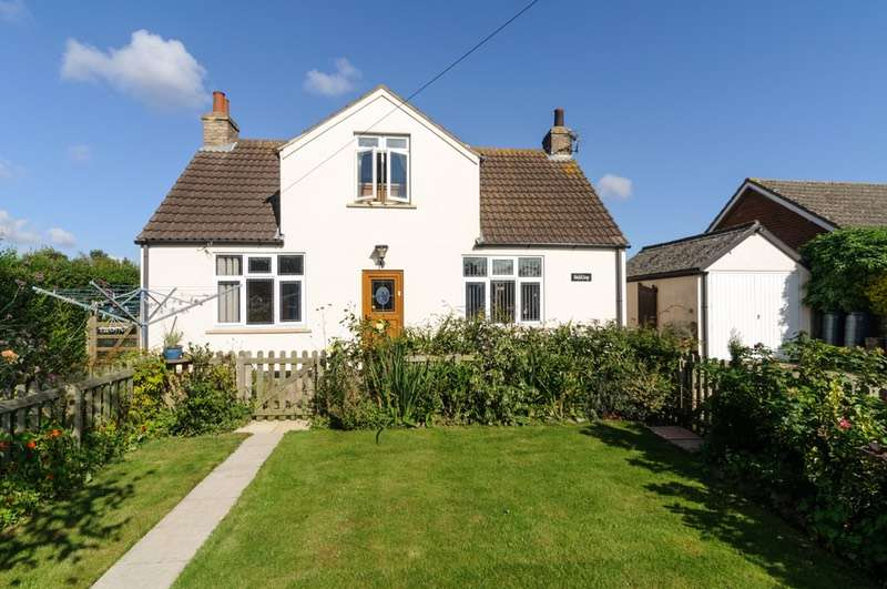 4 Bedrooms Detached House for sale in Main Road, South Reston, Louth, Lincolnshire, LN11