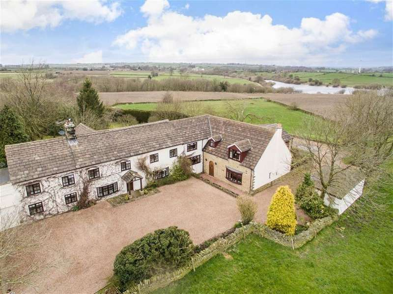 5 Bedrooms Country House Character Property for sale in Folly Lane, Thurlstone, Sheffield, S36