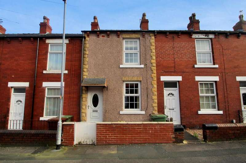 2 Bedrooms Terraced House for sale in WOODBINE STREET, OSSETT, WF5 9LN