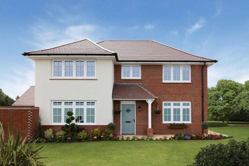 4 Bedrooms Detached House for sale in The Shaftesbury Goudhurst Road, Marden, Tonbridge, TN12