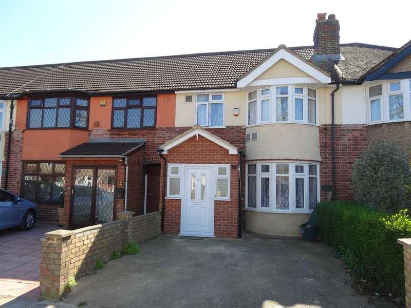 3 Bedrooms Terraced House for sale in Ash Grove, Heston