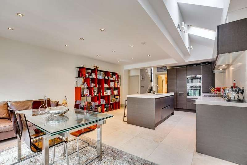 3 Bedrooms House for sale in Sedlescombe Road, Fulham, SW6