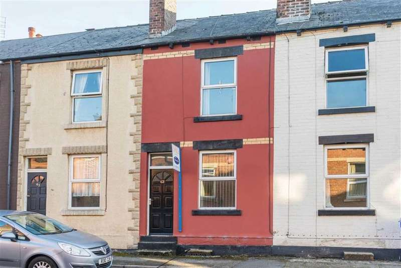 2 Bedrooms Terraced House for sale in Harvey Street, Deepcar, Sheffield, S36