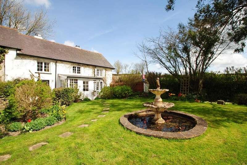 3 Bedrooms Semi Detached House for sale in Langtree, Torrington
