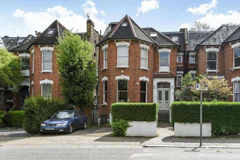 2 Bedrooms Flat for sale in Christchurch Avenue, Mapesbury, NW6