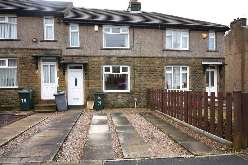 3 Bedrooms Town House for sale in Eastbury Avenue,Horton Bank Top, Bradford