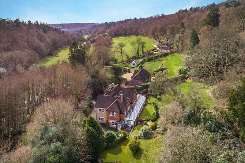 7 Bedrooms Detached House for sale in Nutcombe Lane, Hindhead, Surrey, GU26