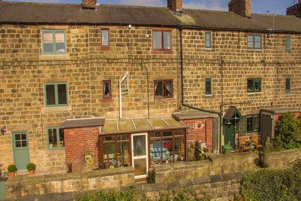 2 Bedrooms Cottage House for sale in West Terrace, Milford, Belper, DE56