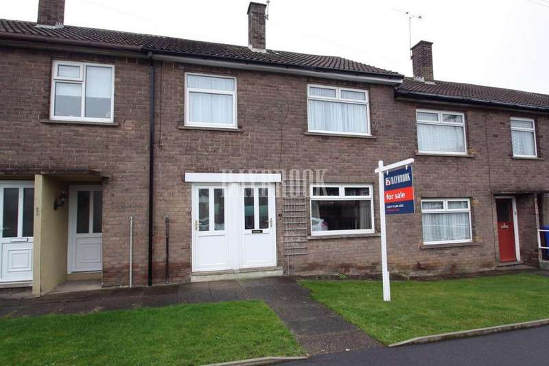 3 Bedrooms Terraced House for sale in Gibbons Drive, Gleadless Valley, S14