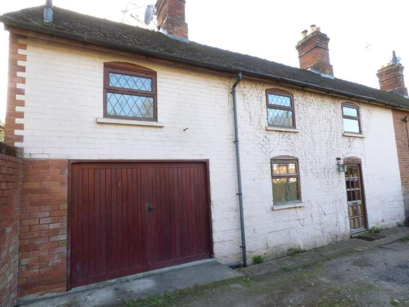 3 Bedrooms Semi Detached House for sale in Trevista Cottages, Weston Bank