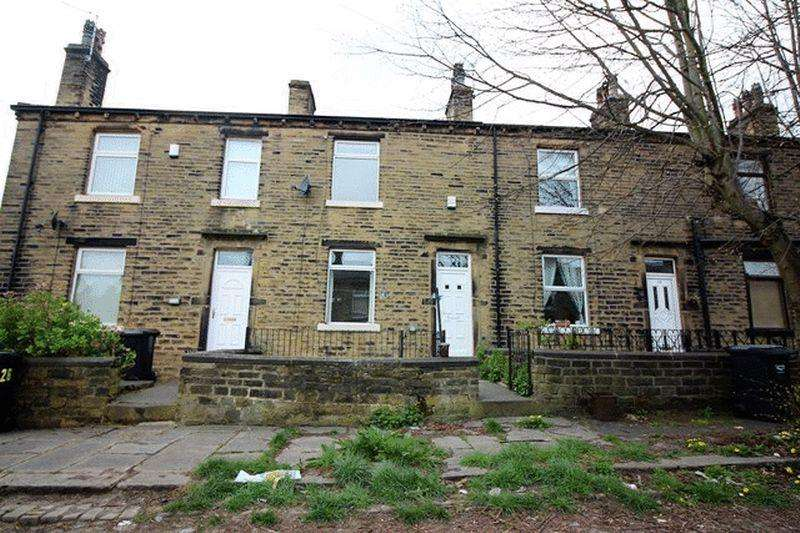 2 Bedrooms Terraced House for sale in Emscote Avenue, Halifax