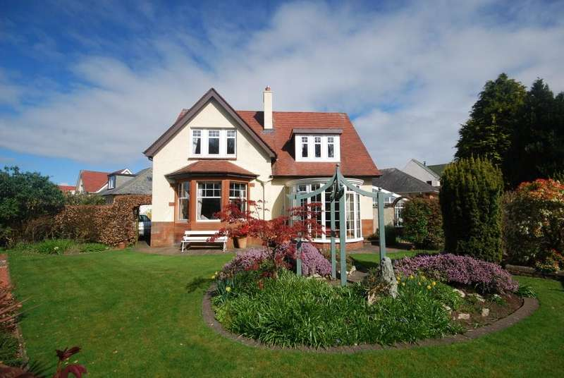 3 Bedrooms Detached Villa House for sale in Fairways, 61 Monument Road, Ayr, KA7 2UD