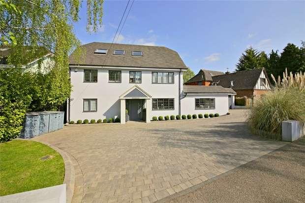 5 Bedrooms Detached House for sale in Gills Hill Lane, Radlett, Herts