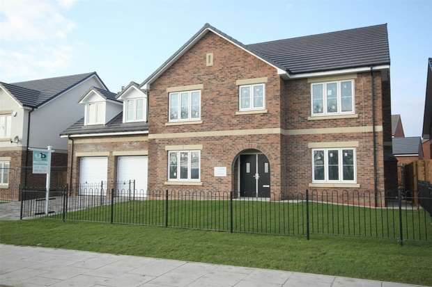 5 Bedrooms Detached House for sale in Eve Lane, THE AUCKLAND - RESERVED, Spennymoor, Durham