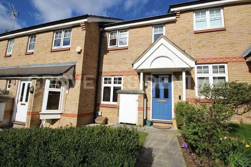 2 Bedrooms Terraced House for sale in Magnolia Gardens, Edgware