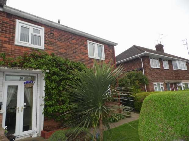 3 Bedrooms Semi Detached House for sale in Homefield Crescent Scawthorpe Doncaster