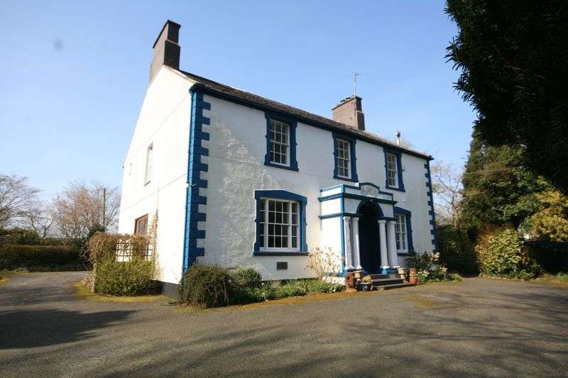 6 Bedrooms Detached House for sale in Llangefni, Anglesey