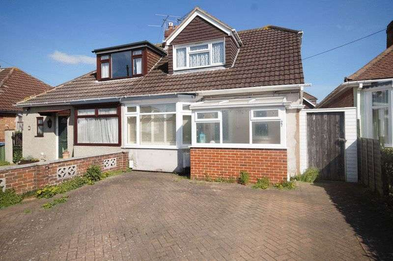 4 Bedrooms Semi Detached Bungalow for sale in Bayly Avenue, Portchester