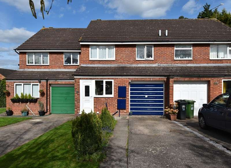3 Bedrooms Terraced House for sale in Westbury Avenue, Droitwich