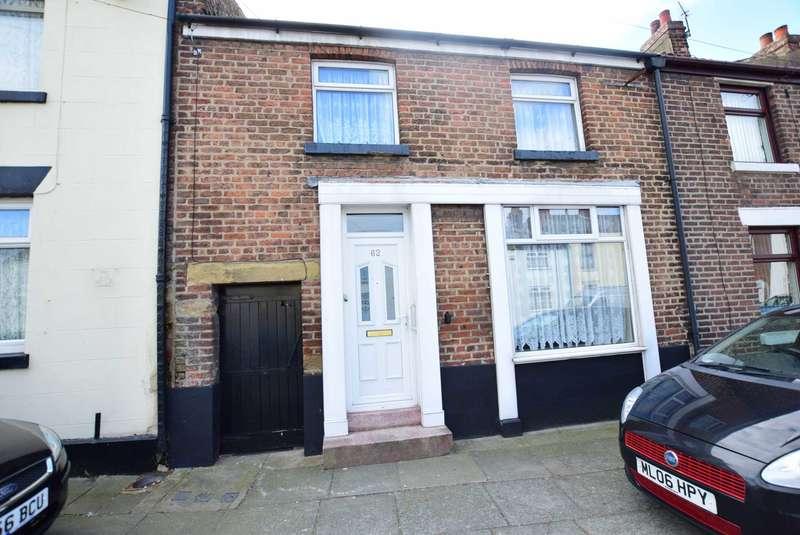 3 Bedrooms Terraced House for sale in Freckleton Street, Preston