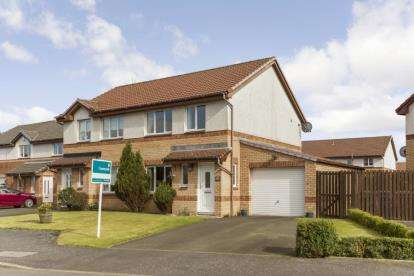 3 Bedrooms Semi Detached House for sale in Blairafton Wynd, Kilwinning, North Ayrshire
