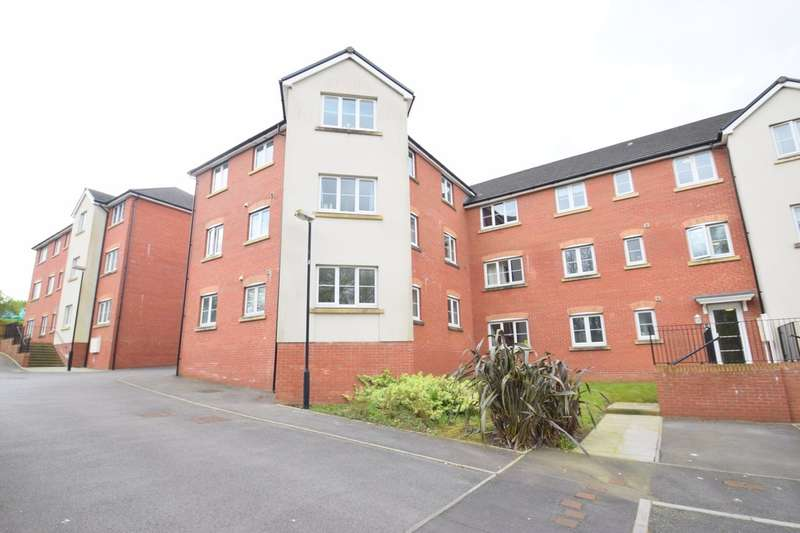 2 Bedrooms Ground Flat for sale in 60 Skylark Road, North Cornelly, Bridgend, Bridgend County Borough, CF33 4PD.