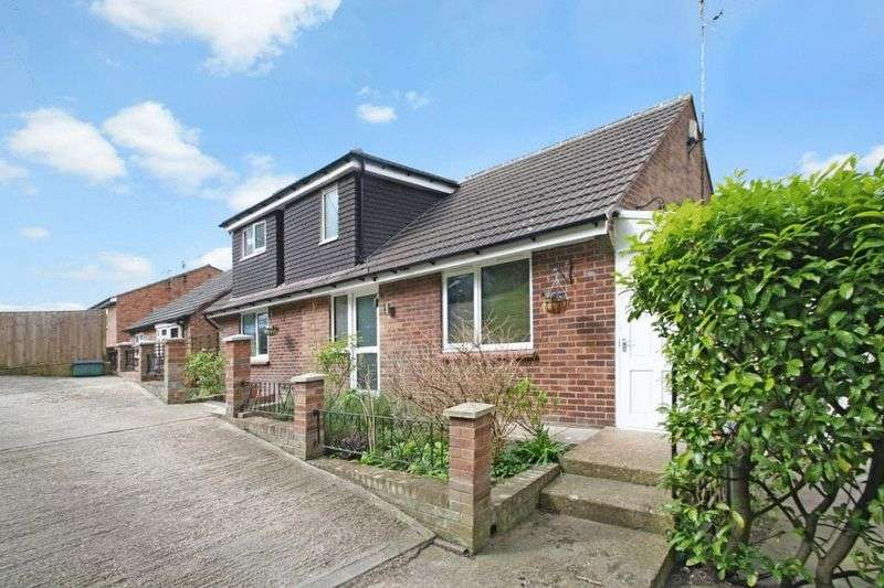 3 Bedrooms Detached House for sale in Carrington Road, High Wycombe