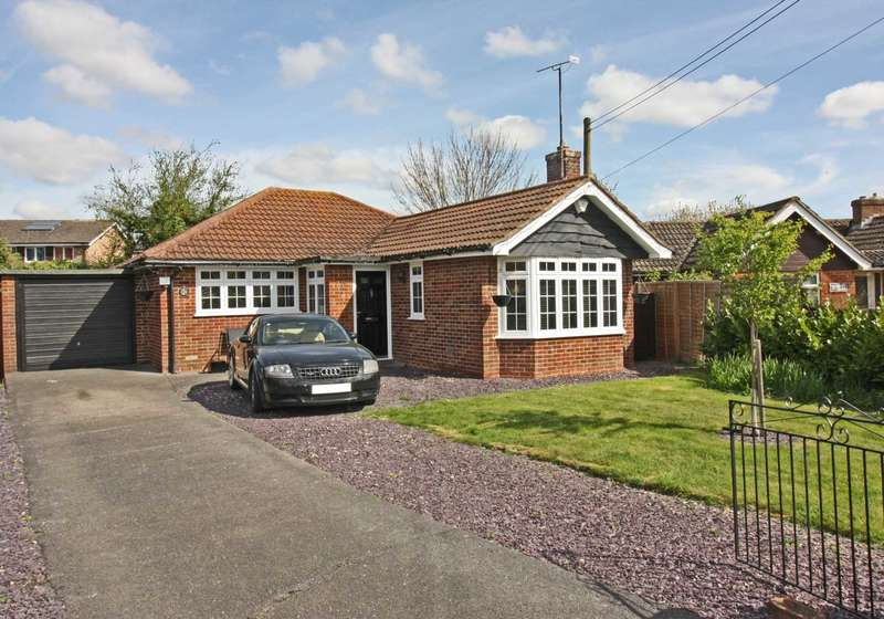 3 Bedrooms Detached Bungalow for sale in Lydalls Road, Didcot