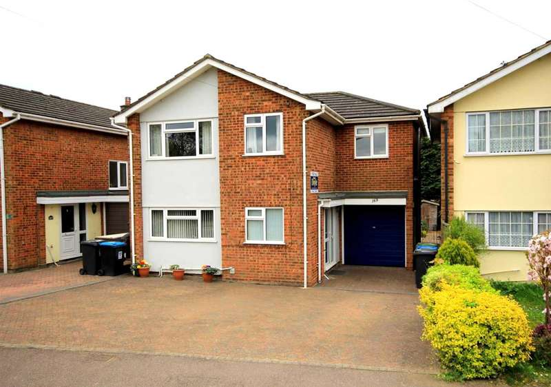 4 Bedrooms Detached House for sale in NEARLY 1400 SQ FT DETACHED 4 BED IN BRIERY WAY, HP2