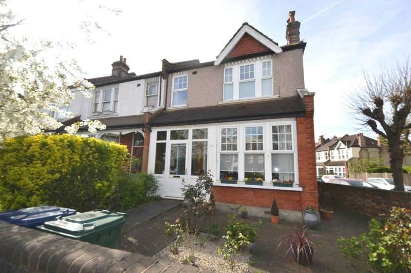 3 Bedrooms End Of Terrace House for sale in Friern Barnet Road, London