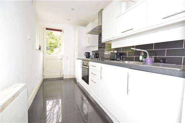1 Bedroom Flat for sale in Southwater Road, ST LEONARDS, East Sussex, TN37 6JR