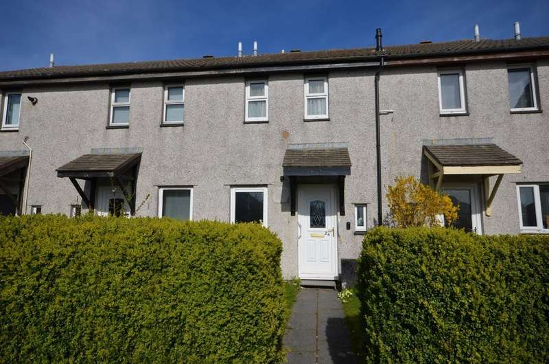 2 Bedrooms Terraced House for sale in Hawthorn Way, Threemilestone