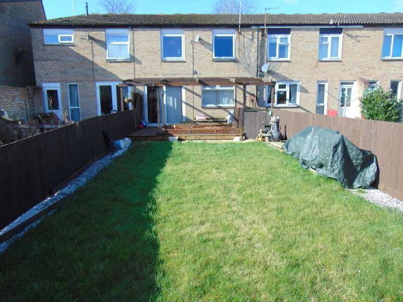 3 Bedrooms Terraced House for sale in Wheatdole, Orton Goldhay, Peterborough, Cambridgeshire, PE2 5QS