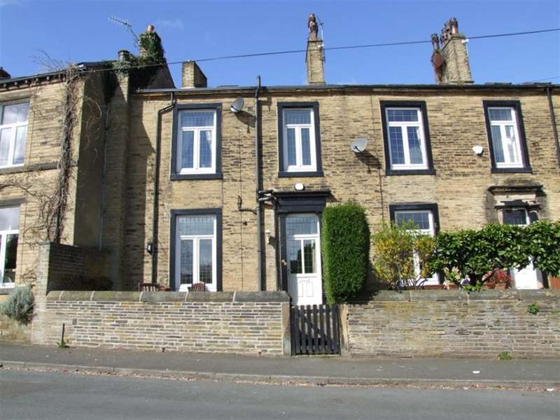 3 Bedrooms Terraced House for sale in Heathfield Place, Skircoat Green Road, Halifax, HX3 0BX