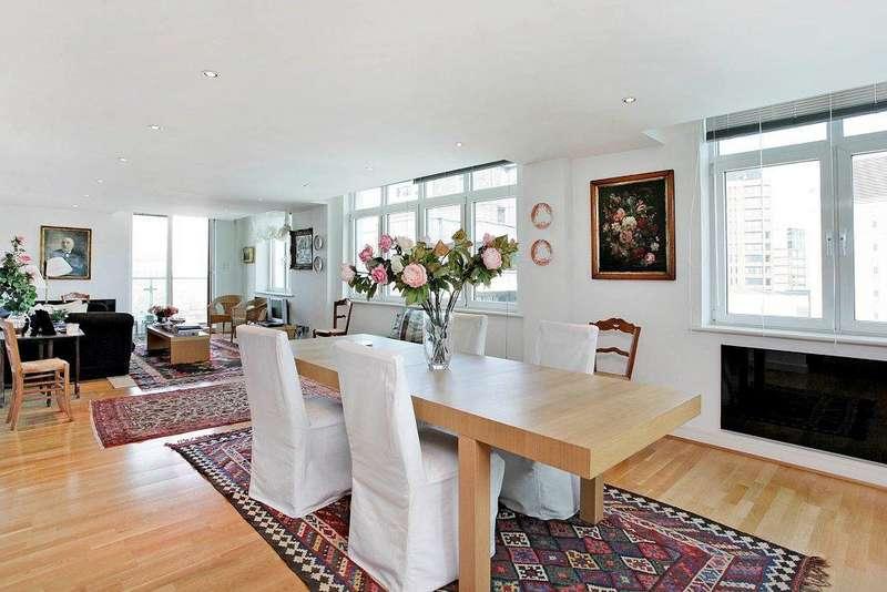 2 Bedrooms Flat for sale in 9 Albert Embankment, Nine Elms, London SE1